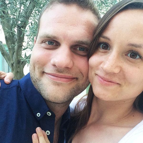 Julian danner privat par med Kristina igennem mere end 8 år.