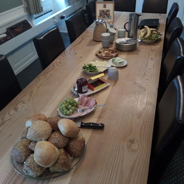 Fredagsmorgenmad hos Intelligo i hjertet af København