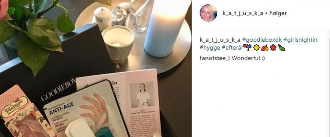 Må jeg dele kundernes billeder fra instagram på min webshop?