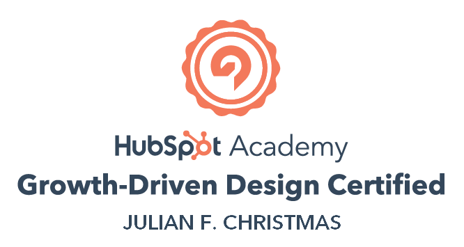 Hubspot Academy Growth Driven Design